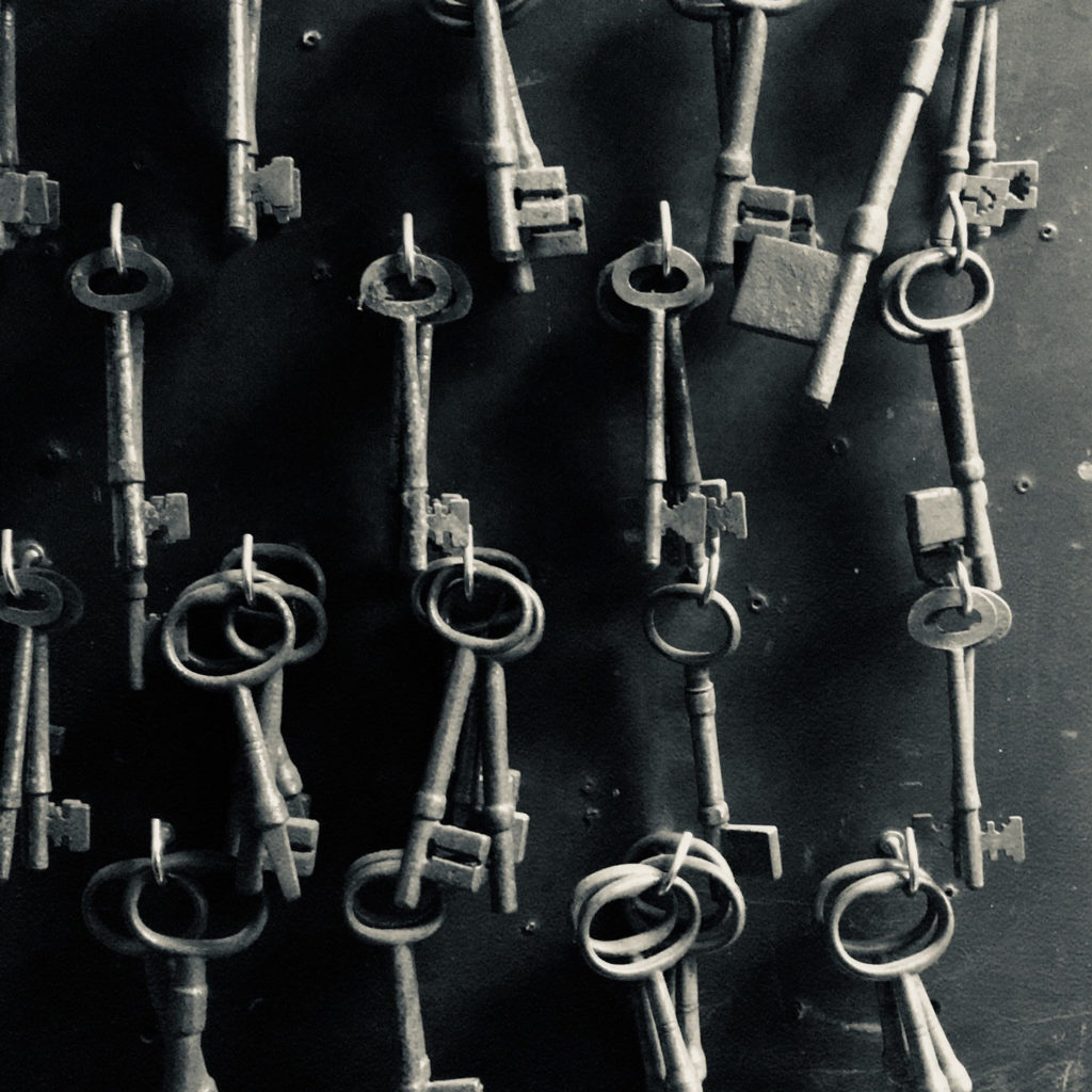 Locksmithing services